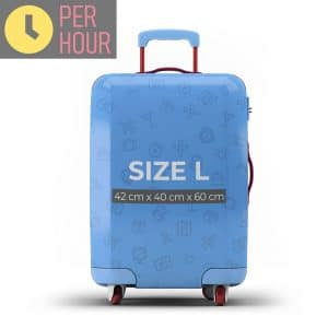 Luggage Locker L (per hour)