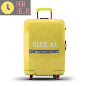 Luggage Locker XL (per hour)